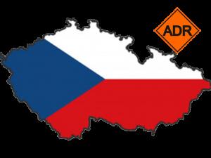 ADR товари през Чехия